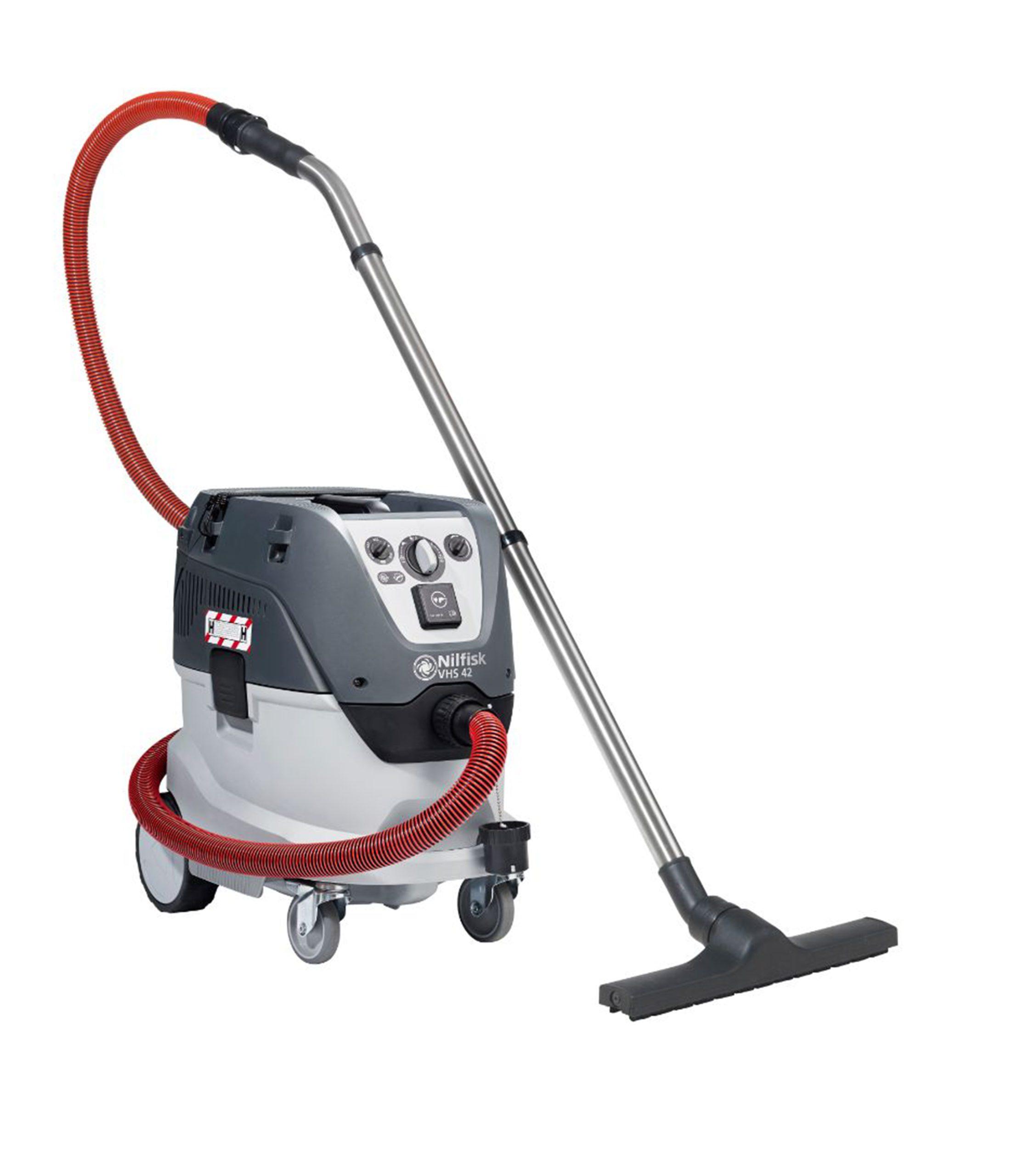 Odkurzacz przemysłowy do pyłów kl H_VHS42 L30 MC PC_Nilfisk