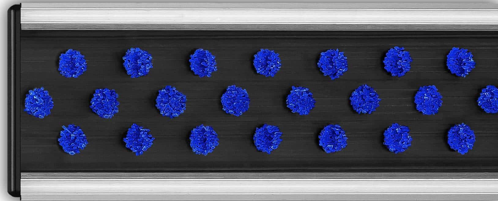 Wycieraczka systemowa-szczotkowa_niebieska