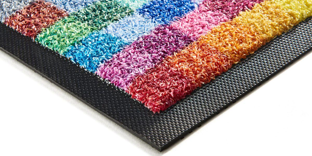 Mata wejściowa dywanowa LOGOMAT EXT